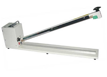 AIE-800T - 32 Inch Hand Impulse Sealer With Round Wire Seal