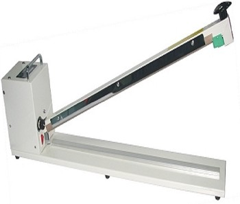 AIE-1000T2 - 40 inch Heavy Duty Hand Impulse Sealer - 2mm Seal