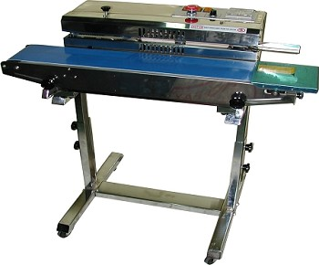 AIE-883BS - Vertical Band Sealer with Stand