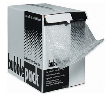 Bubble Cushioning Roll in Dispenser Pack