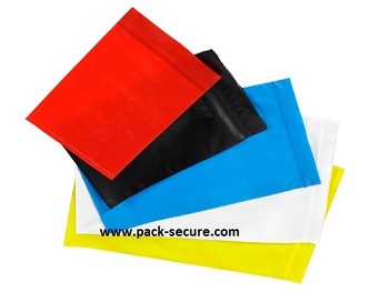 Colored Zip Bags 10 x 12 1000 Ct.