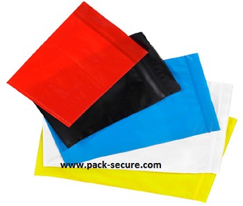Colored Zip Bags 3 x 3 1000 Ct.