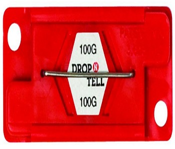 Drop N Tell Indicator - Range 100G - DNT100 - 25 Count