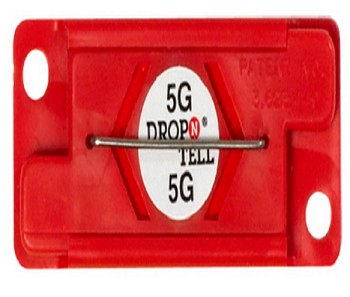 Drop N Tell Indicator - Range 5G - DTNR5G - 25 Count