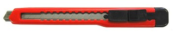 Utility Knife with Retractable Thin Snap off Blade - EP-100 - 60 ct