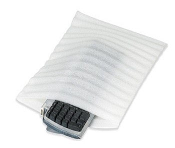 Foam Pouches - Flush Cut - 2 3/4 x 3 - 1000 Count