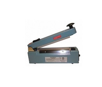 Hand Heat Sealer Midwest Pacific - 16 inch with cutter - MP-16C - 1/16 In. Seal