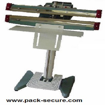 MP-24DS - 24 Inch Double Impulse Foot Sealer - Midwest Pacific - 5mm Seal