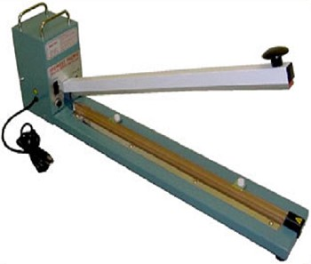Hand Heat Sealer Midwest Pacific - 40 inch - MP-40 - 1/16 In. Seal