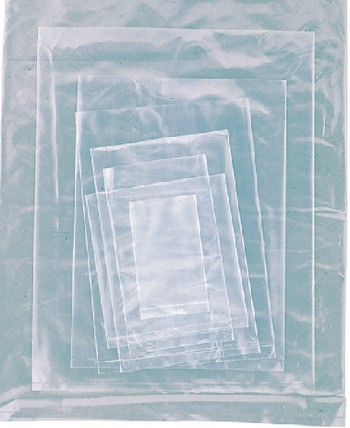 2 mil Polyethylene - Poly Bags - 11 in - 20 in