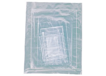 14 x 14 - 1.25 mil Polyethylene - Poly Bags - 1000 Count