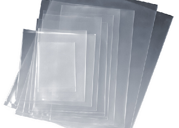 Flat Polypropylene - Poly Bags 1.5 mil - 3 in. x 4 in. - 13000