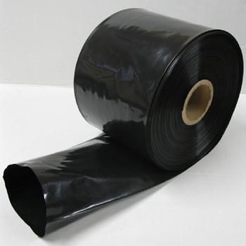 Black Poly Tubing - 4 Mil - 2 in. x 725 ft. - PT0204B