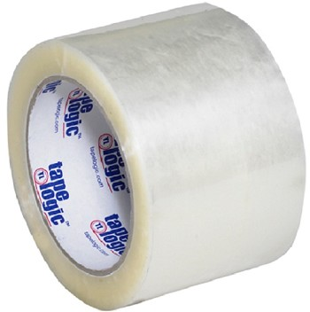 Carton Sealing Tape -1.9 mil - Clear and Tan