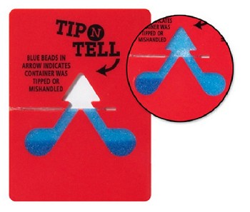 Tip N Tell Indicator - TNT100 - TRB3 - 100 Count