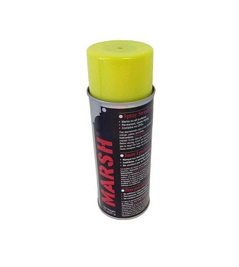 Marsh Yellow Box Spray Ink Paint - 30401 - 12 Count